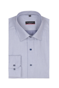 Chemise manches longues ETERNA X18P 3203 Blanc
