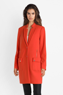 Manteau EVA KAYAN TXM095 Orange