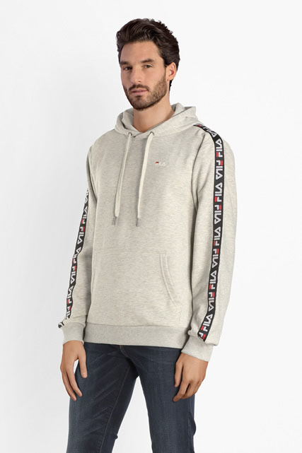 Sweat-shirt bandes sport FILA