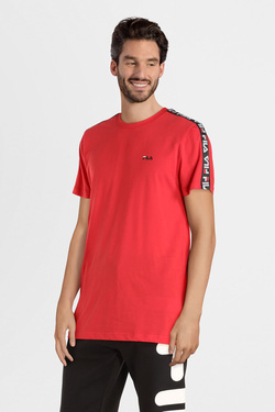 Tee-shirt FILA 687217 Rouge