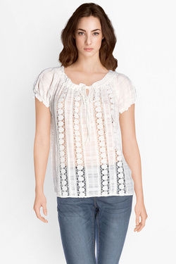 FREEMAN T PORTER - Blouse17124344/CO27Ecru