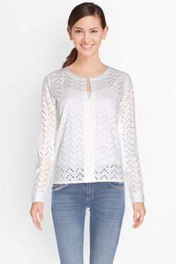 Blouse FREEMAN T PORTER 17124335/CO27 Blanc