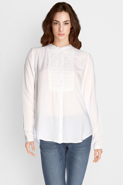 Chemise manches longues FREEMAN T PORTER 17128355/CO27 Blanc
