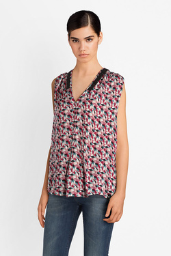 Blouse FREEMAN T PORTER 18124393/VIS12 Rouge