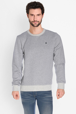 Sweat-shirt G-STAR D03385-8165 Gris