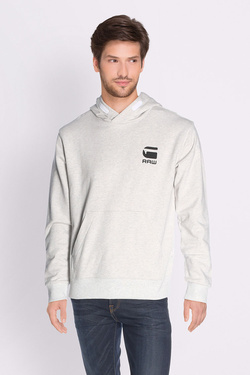 Sweat-shirt G-STAR D08475-9842-129 Blanc