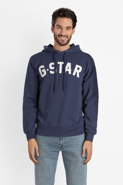 Sweat-shirt G-STAR D11698-A611-2211 Bleu