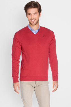 Pull GAASTRA M35490071 ROYAL SEA V NECK MN Rouge