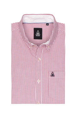 Chemise manches longues GAASTRA 1000949 Rouge