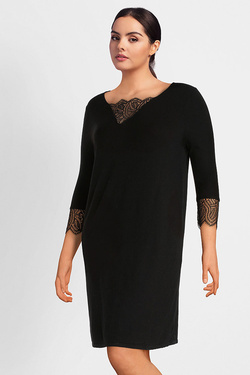 Robe GABRIELLE BY MOLLY BRACKEN LLA19A18 Noir