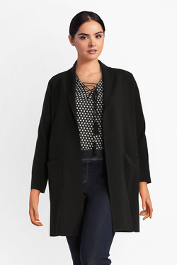 Veste GABRIELLE BY MOLLY BRACKEN GG59A18 Noir