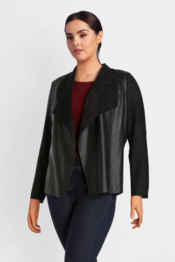 Veste GABRIELLE BY MOLLY BRACKEN GGH01A18 Noir