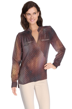 GEISHA - Blouse63714Marron