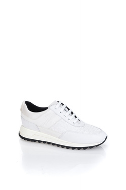 Chaussures GEOX D84AQB08554C1000 WHITE D TABEL Blanc