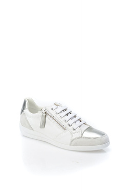 Chaussures GEOX D MYRIA Blanc