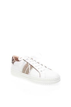 Chaussures GEOX D PONTOISE Blanc