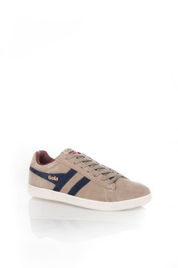 Chaussures GOLA EQUIPE SUEDE Gris