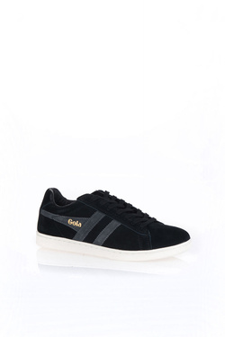 Chaussures GOLA EQUIPE SUEDE Noir
