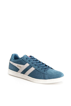 Chaussures GOLA EQUIPE SUEDE Bleu