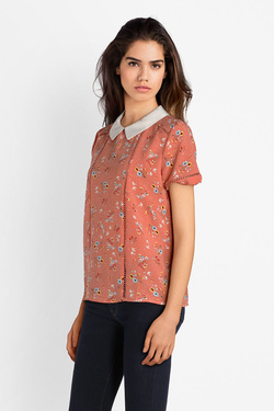 Blouse GRACE ET MILA PATISSERIE Orange