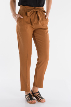 Pantalon GRACE ET MILA SHADOW Camel