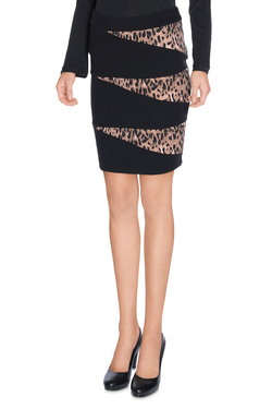 GUESS BY MARCIANO - Jupe61G708 6299ZNoir