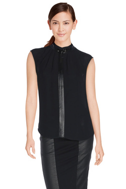 GUESS BY MARCIANO - Blouse63G413 8052ZNoir