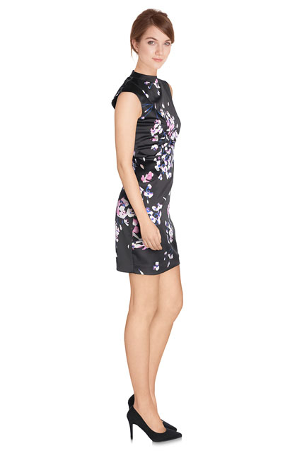 Robe sans manches en tissu satiné GUESS BY MARCIANO