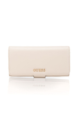 GUESS - PortefeuilleSWSISSP7159Beige clair