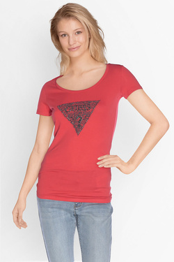 GUESS - Tee-shirtW64I19K58N0Rose