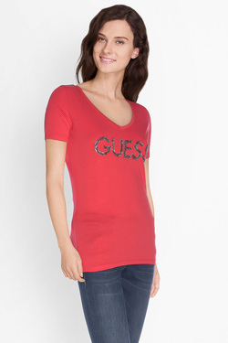 GUESS - Tee-shirtW64I20J1300Rose