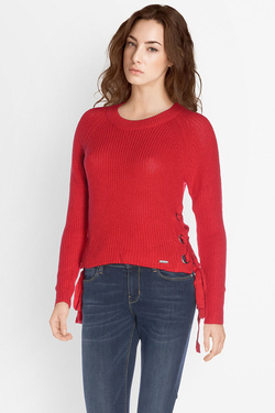 GUESS - PullW64R65Z1FF0Rouge