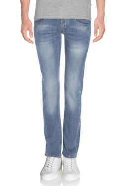 Jean GUESS M64AS3 D2CT3 Bleu