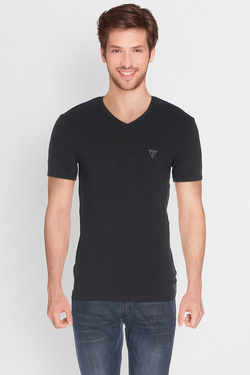 GUESS - Tee-shirtM64I54 J1300 GRAPHICNoir