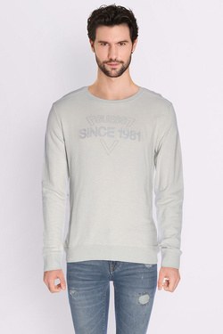 Sweat-shirt GUESS M64Q16 K4Y40 Gris