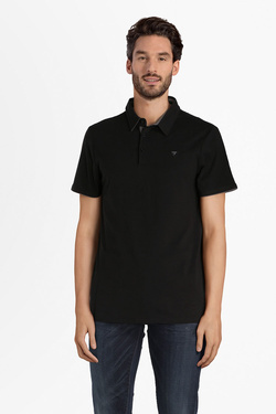 Polo GUESS M82POOJ1300 Noir