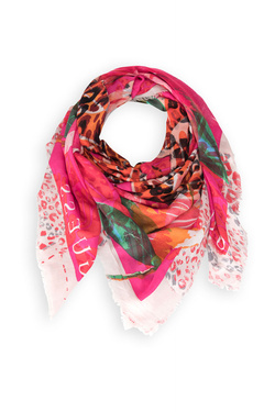 Foulard GUESS AW7522 VIS03 Rose