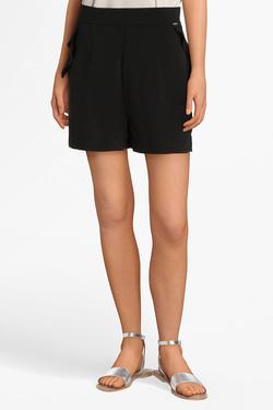 Short GUESS W82D24W9X50 LILLIAN SHORTS Noir