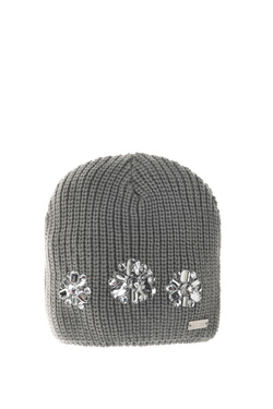 Bonnet GUESS AW7891 WOL01 NOT COORDINATED C Gris
