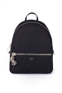 Sac GUESS URBAN CHIC LARGE BACKPACK Noir