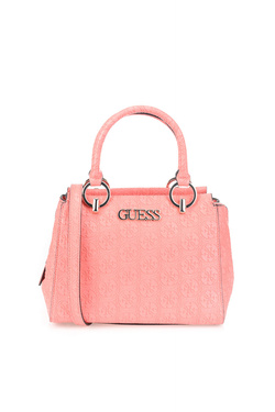 Sac GUESS HERITAGE POP GIRLFRIEND STCHL Corail