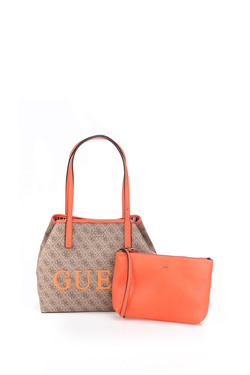 Sac GUESS VIKKY TOTE Orange