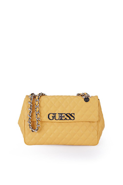 Sac GUESS SWEET CANDY LARGE FLAP Jaune