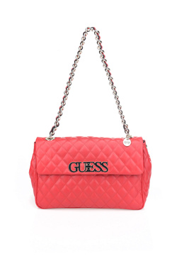 Sac GUESS SWEET CANDY LARGE FLAP Rouge