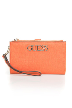 Portefeuille GUESS SWVG7301570 Orange