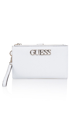 Portefeuille GUESS SWVG7301570 Blanc