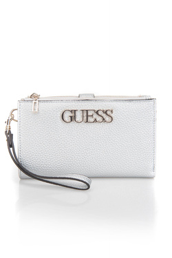 Portefeuille GUESS SWMG7301570 Gris