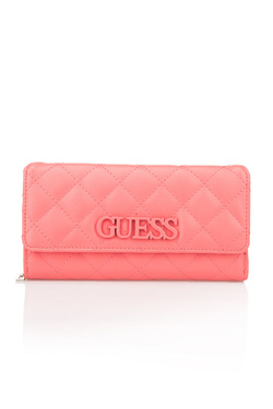Portefeuille GUESS SWVG7302620 Corail