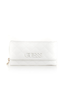 Portefeuille GUESS SWVG7302620 Blanc