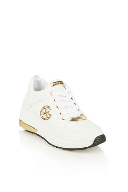 Chaussures GUESS JARYD2 Blanc